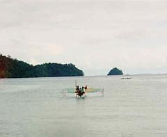Serui Bay & Mawampi Island