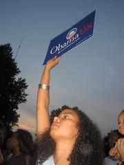 Talib Kweli + Barack Obama