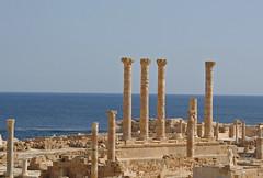 Temple de Liber Pater, Sàbrata