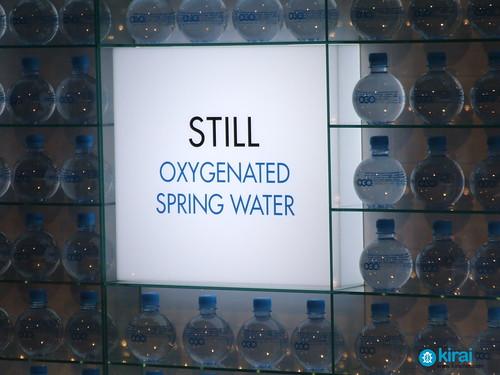 water ogo agua baragua omotesandohills omotesando oxigenwater oxigen
