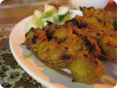 Gopala satay #1