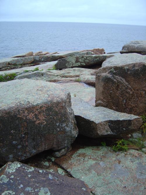 Ocean Trail, Acadia National Park