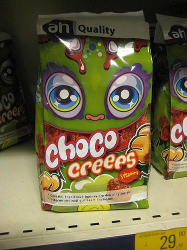 choco creeps