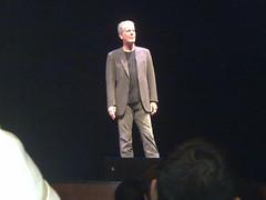Bourdain on Stage