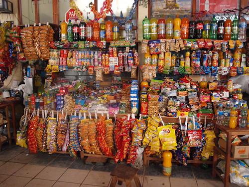 Perú: Kiosco