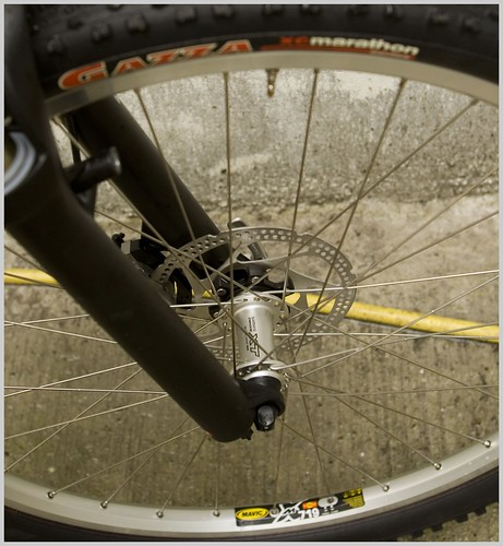 Forhjul