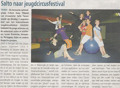 Passe-Partout (ed.Tienen) | 18 juli 2007