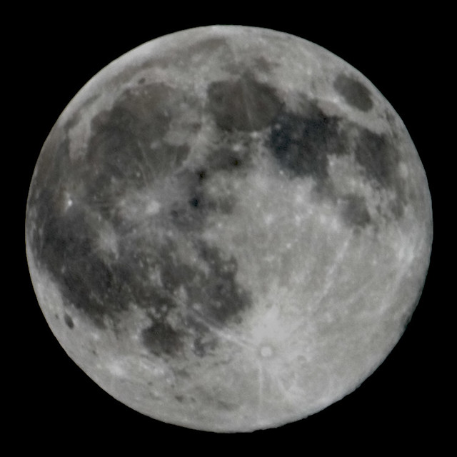5 Frame Moon