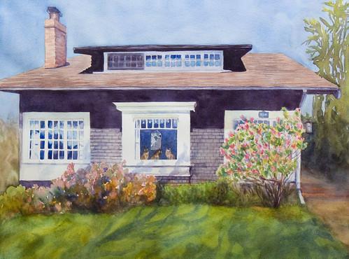 Judy's House - A Dilemma