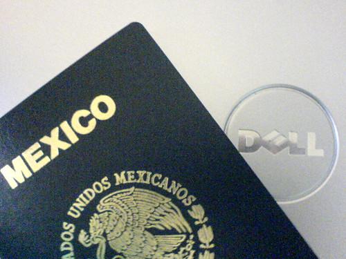 Mi pasaporte y mi lap