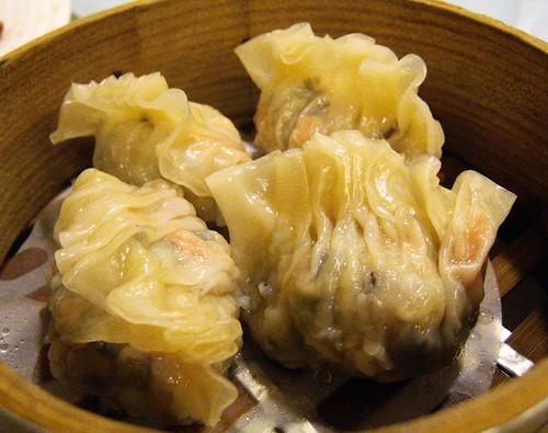 鮮蝦餃/shrimp dumpling