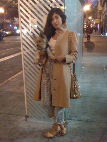 Bianca Solorzano, SF State Student & American Apparel VM