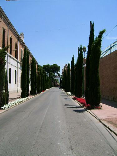 Calle Colegios (hacia Aguadores)