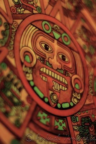 Aztec Sundial