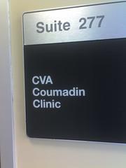 Cardiovascular Associates Coumadin Clinic