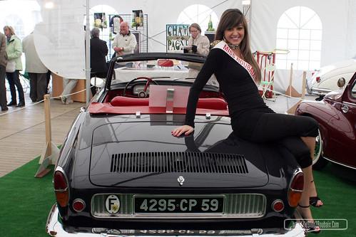 Belles Mécaniques avec Miss Roubaix