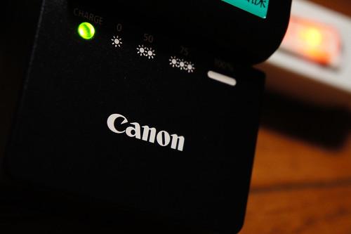 Canon EOS 60D 準備