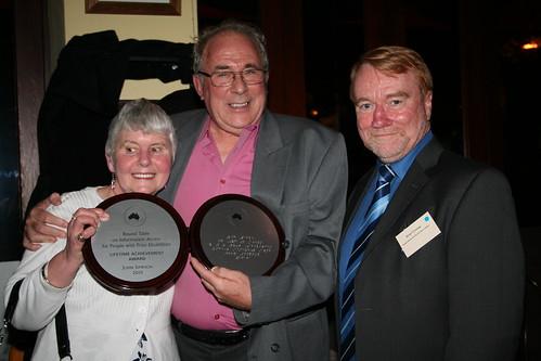 Lifetime Achievement Award presentation 2010