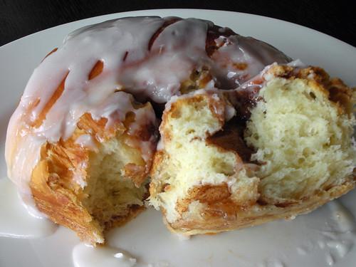 cinnamon buns-- insides