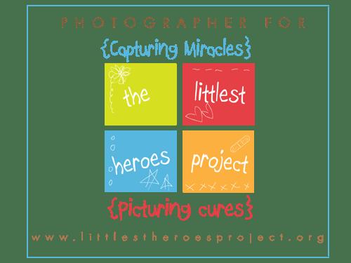 Littlest Heroes Project Logo