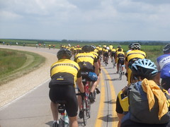 Livestrong paceline
