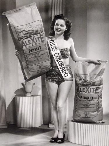 Miss Colorado by M.V. Jantzen.