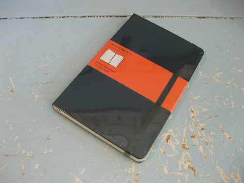 New Moleskine