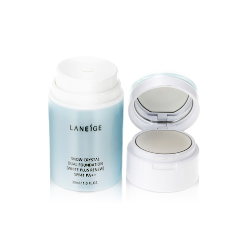 Laneige Snow Crystal Dual Foundation
