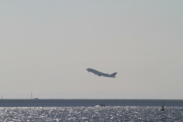 Departure from Runway 05