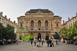 'Théâtre des Célestins' Place des Célestins Lyon