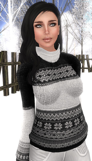 Norwegian Turtleneck Pullover