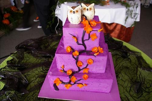 October 17, 2010 - Halloween Wedding