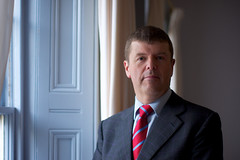 Paul Burstow MP, Minister of State for Care Se...