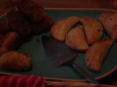 Empanadas and Croquettes