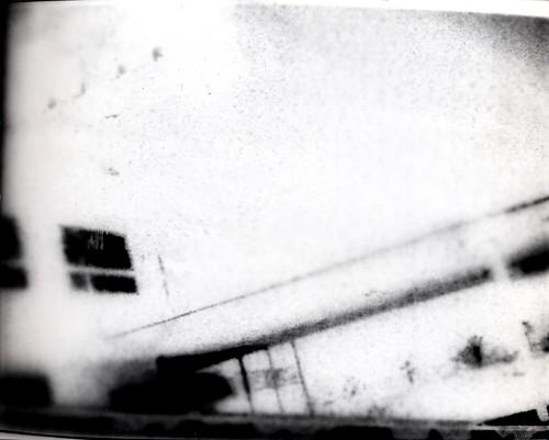Salton Sea Photogram #4