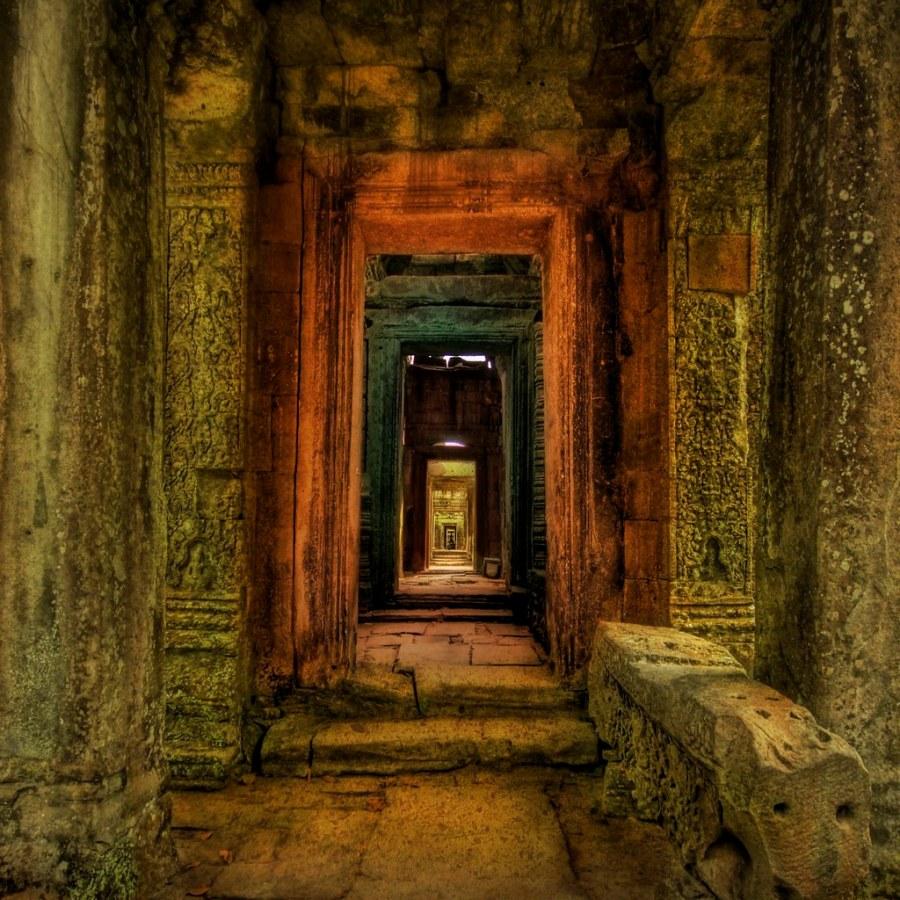 The Secret Passageway to the Treasure
