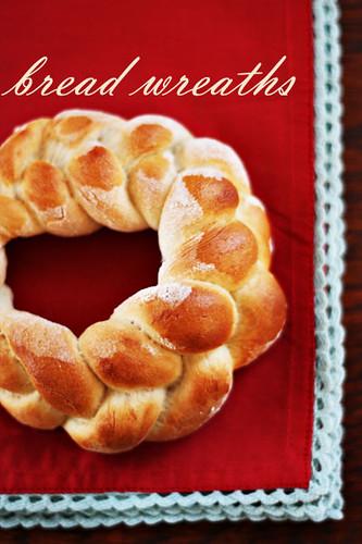 Bread Wreaths
