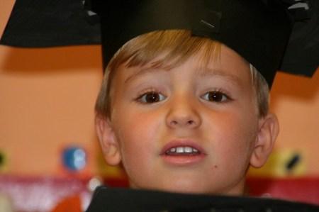 Tomás' Graduation