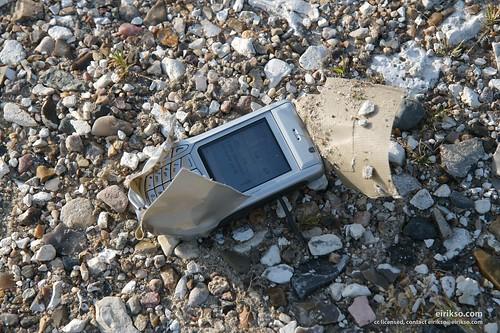 Nokia 6630 Crashed