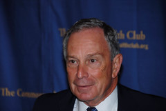 Michael Bloomberg Takes Press Questions at The Commonwealth Club of California