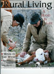 Rural Living Magazine Cover May 2007