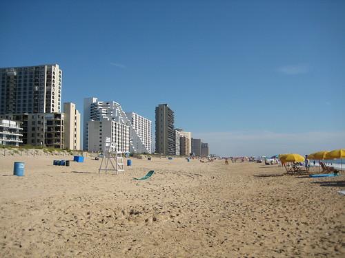 Ocean City, Hotels