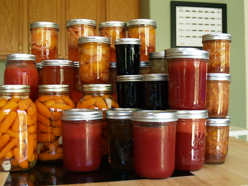 Canning Extravaganza