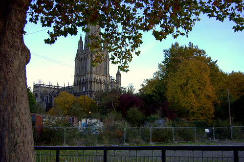 Just Out Of Sight, Mary Redcliffe