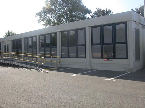 Temporary leisure facilities