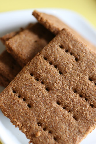 vegan graham crackers