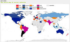 Social-Networks-Map