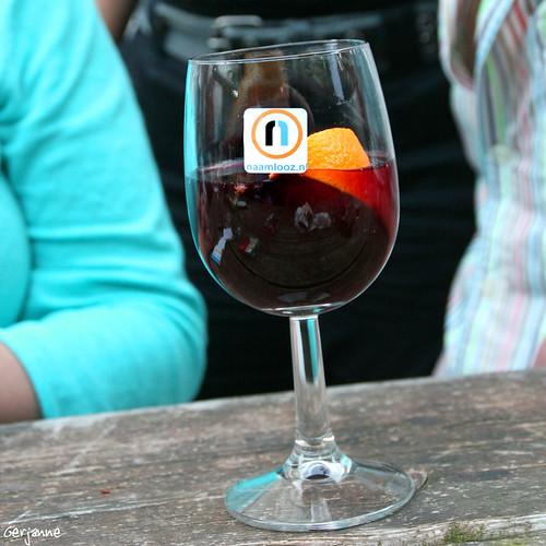 1e Naamloze drankje