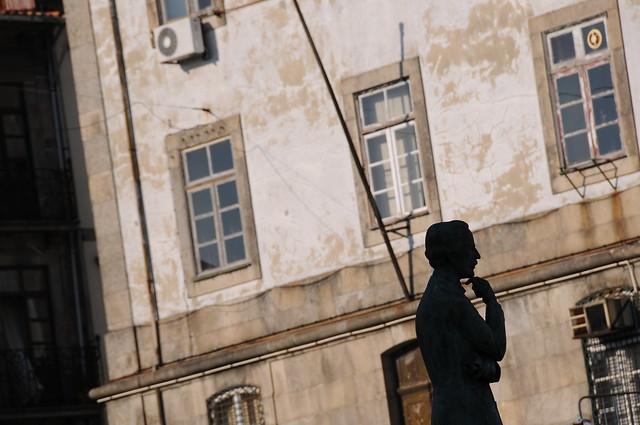 Pensando en la sombra