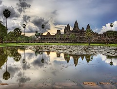 The Timelessness of Angkor Wat